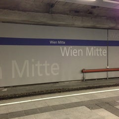 Das Foto wurde bei Bahnhof Wien Mitte von Christian P. am 12/23/2012 aufgenommen
