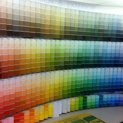 Photo taken at Sherwin-Williams by Ang on 7/25/2014