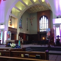 Photo taken at St Mary's Cathedral by Victor P. on 4/30/2014