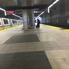 Photo taken at SFO AirTrain Station by Raphael D. on 12/3/2015
