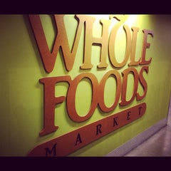 Photo taken at Whole Foods Market by Gee A W. on 10/25/2012
