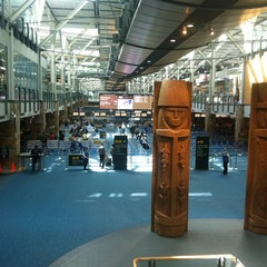 Photo taken at Vancouver International Airport (YVR) by Samuel C. on 5/9/2013