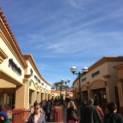 Photo taken at Desert Hills Premium Outlets by Ryo Y. on 2/24/2013