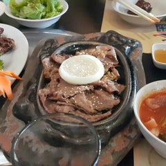 Photo taken at Korean House by Chris T. on 7/26/2015