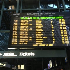 Photo taken at Ogilvie Transportation Center by Chad L. on 1/20/2013