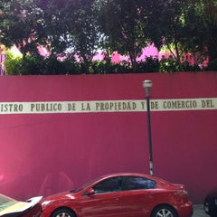 Photo taken at Registro Público de la Propiedad y Comercio by José Juan P. on 10/8/2015