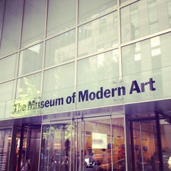 Photo taken at Museum of Modern Art (MoMA) by Bryan T. on 7/6/2013