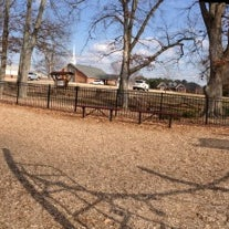 Photo taken at Apgar Park Playground by Jessica on 1/29/2013