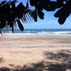 Photo taken at หาดตื้น คลื่นสวย รีสอร์ท by Onizugolf on 5/16/2014