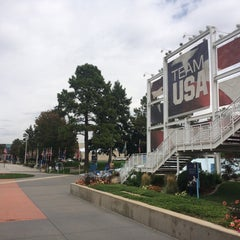Photo taken at United States Olympic Training Center by Miki M. on 9/30/2015