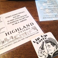 Photo taken at Highland Tavern by Lindsay V. on 8/31/2013