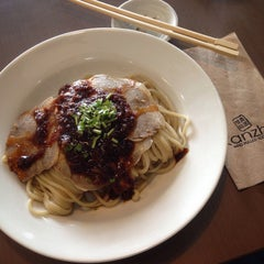 Photo taken at Kanzhū Hand-Pulled Noodles by Shank M. on 12/12/2014