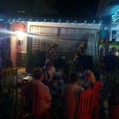 Photo taken at Hostel Pachamama by Jon R. on 2/20/2013