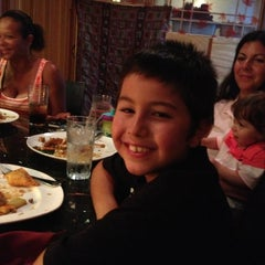 Photo taken at UMI Japanese Steakhouse by Thomas B. on 6/28/2013