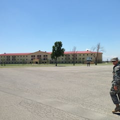 Photo taken at Fort Sill by Rob R. on 8/18/2013