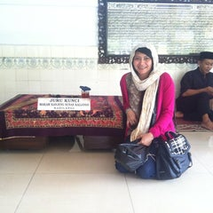 Photo taken at Makam Sunan Kalijaga by Ema M. on 12/9/2012