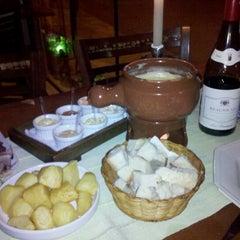 Photo taken at Restaurante Mont Vert by Pedro R. on 9/29/2012