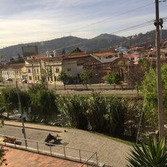 Photo taken at Hostal Casa del Barranco by Ana Maria T. on 11/5/2015