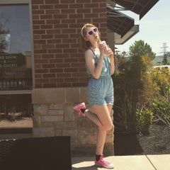 Photo taken at Starbucks by Emily I. on 5/27/2015
