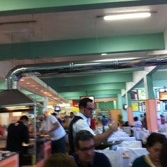 Photo taken at Restaurante Botafogo by Aristóteles D. on 11/3/2012