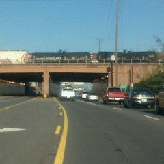Photo taken at Hicks-Ellis Tunnel by Tim Hobart M. on 9/18/2012