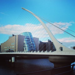 Photo taken at The River Liffey by Éverton T. on 6/19/2013