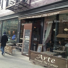 Photo taken at Arte Cafe by Will I. on 1/19/2013