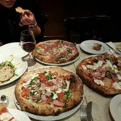 Photo taken at Kesté Pizza & Vino by Lili Z. on 3/14/2013