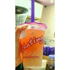 Photo taken at Chatime by Salwa . on 4/10/2016