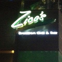 Photo taken at Zico's Brazillan Grill & Bar by Murat A. on 1/12/2013