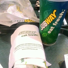 Photo taken at Subway by Vincent C. on 8/8/2015