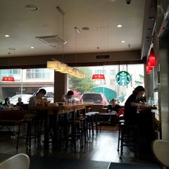 Photo taken at Starbucks by Soeun P. on 6/15/2013