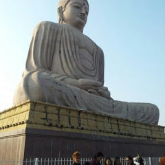 Photo taken at Great Buddha Statue by N S. on 1/11/2013