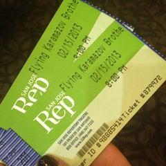 Photo taken at San Jose Repertory Theatre by Princess Susannah G. on 2/16/2013