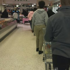 """Photo taken at Publix by """"Bre"""" on 2/10/2014"""