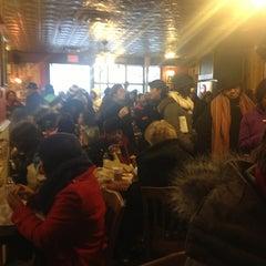 Photo taken at Potbelly Sandwich Shop by Noosha D. on 1/21/2013