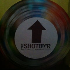 Photo taken at The Shot Bar by Kyle P. on 1/31/2013