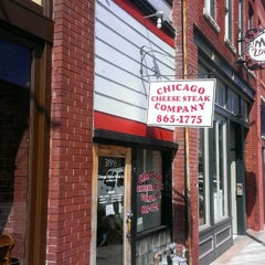 Photo taken at Chicago Cheesesteak Company by Bradley S. on 8/12/2013