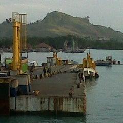 Photo taken at Pelabuhan Bakauheni by dedyap on 2/27/2013