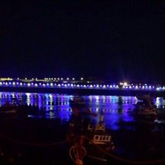 Photo taken at Folkestone by Andrew S. on 8/22/2015