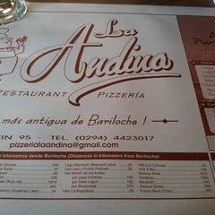 Photo taken at La Andina La Mas Antigua De Bariloche by Dario G. on 2/15/2014