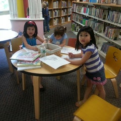 Photo taken at Wadleigh Memorial Library by Landiwati S. on 5/21/2014