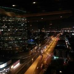 Photo taken at Kris with a view by Dalton on 11/9/2012