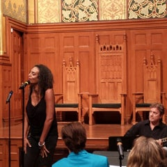 Photo taken at Middle Collegiate Church by Sissy V. on 10/3/2014