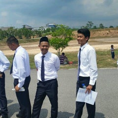 Photo taken at Pusat Latihan Polis Segamat(PULAPOL) by Farahani N. on 8/2/2015