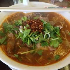 Photo taken at Bangkok Thai Restaraunt by Ken T. on 7/19/2013