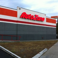 Photo taken at AutoZone by Theron X. on 5/8/2013