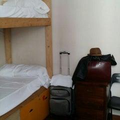 Photo taken at Feel Malaga Hostel by Jonathan T. on 6/3/2015