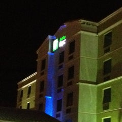 Photo taken at Holiday Inn Express & Suites Ft. Lauderdale Airport/Cruise by argosytech on 9/18/2012