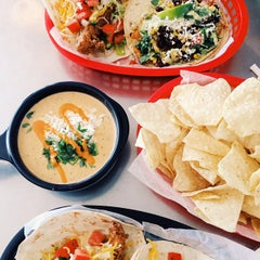 Photo taken at Torchy's Tacos by Brittany F. on 9/27/2013